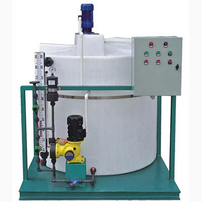 循環水自動加藥裝置