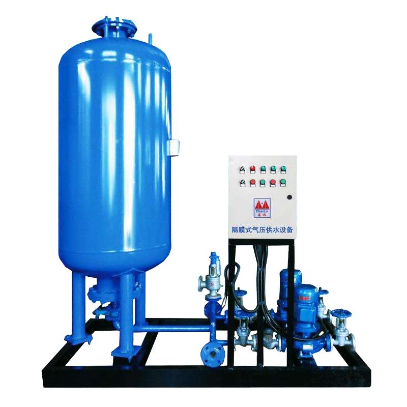 SQB隔膜式生活气压给水设备