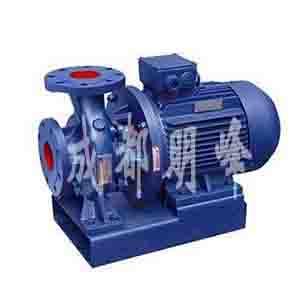 ISW、ISWR、ISWD卧式离心泵